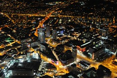 Helicopter - Night Time Photos (West Midlands Police) Tags: photo chopper birmingham skies aerial helicopter operations dudley coventry policehelicopter westmidlands ops solihull walsall wolverhampton sandwell westmidlandspolice airoperations