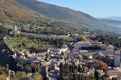 Assisi (Atilla2008) Tags: italy village assisi umbria castleview sanfrancesco