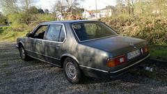 BMW e23 735i (Abe Sheen) Tags: bmw e23 735i