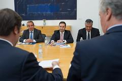 Primeiro-Ministro reúne com o PSD
