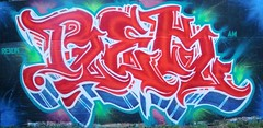 REKON (AnonymousMarkingz) Tags: graffiti am tag tags tagged vandalism graff bomb tagging bombing kon krew rek amk rekon rekons