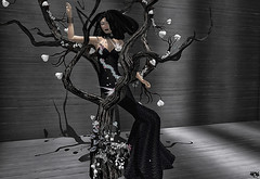 Jewelry Tree (Wicca Merlin) Tags: new woman news art fashion pose hair blog 3d clothing model photographer modeling avatar formal style jewelry blogger sl secondlife couture modelpose formalattire highfashion newrelease virtualworld lpd newreleases modelposes femaleclothing jewelrytree slfashion 3dpeople slclothing slstyle modelingpose modelingposes finesmith milatatham silkenmoon fashionposes wiccamerlin femalewear metavirtual lespetitedetails fashioninpixels solideafolies