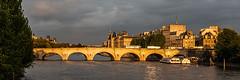 Paris, Ile de la Cite, Pont Neuf