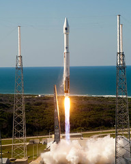 4th Boeing GPS IIF satellite joins constellation on orbit (The Boeing Company) Tags: space security boeing defense usairforce unitedlaunchalliance gpsiif