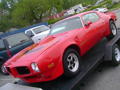 1973 Pontiac Trans Am (splattergraphics) Tags: firebird pontiac 1973 transam customcar glenburniemd