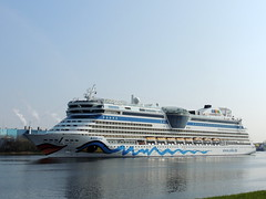 AIDALUNA (Dutch shipspotter) Tags: cruiseships passengerships