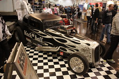 Hot Rod Dragster - Essen Motorshow (Andy_BB (On Vacation)) Tags: auto car essen automobile version voiture racing coche hotrod vehicle  macchina coches bagnole motorshow essenmotorshow automvil