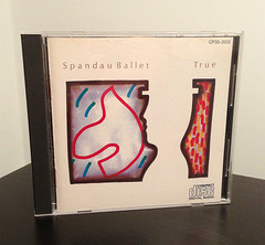 Spandau Ballet - True (Black Triangle) (ematcion) Tags: madeinjapan spandauballet blacktriangle   picmonkey