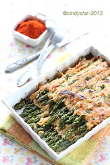 asparagi all'ungherese-hungarian aspargus (cindystarblog) Tags: vegetables cheese hungary worldwide spices appetizers paprika spezie verdure antipasti ungheria formaggi asparagi contorni abbecedario whb piattiunici