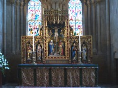 Christ Church Cathedral, High Altar (jacquemart) Tags: oxford crucifixion christchurchcathedral highaltar