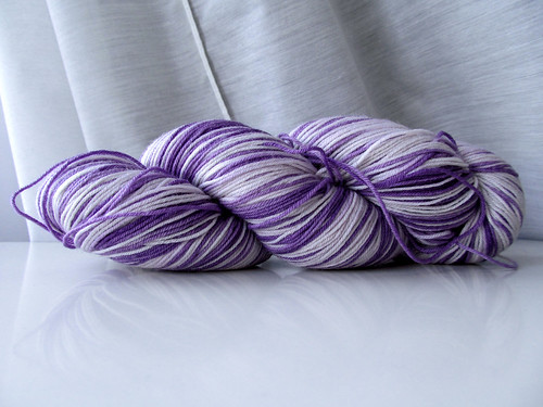 Frog Creek Fibers Ebullient - Wisteria Maiden
