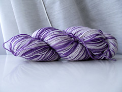 Frog Creek Fibers Ebullient - Wisteria Maiden (ladydanio) Tags: creek stash frog yarn maiden wisteria fibers ebullient