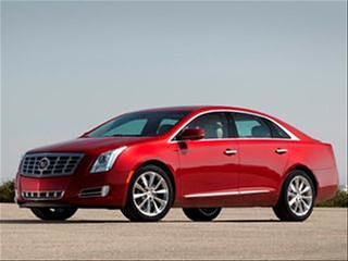 sedan luxury cadillacxts 2014cadillacxts