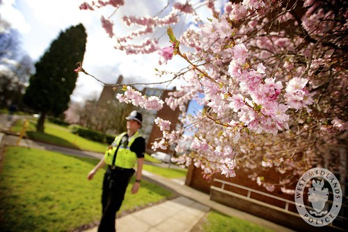 Day 139 - West Midlands Police - Spring patrols