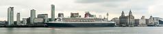 QM 2 in Liverpool (Alan Gillam) Tags: liverpool qm2 queenmary2 rivermersey wwwalangillamcom alangillam sony850 variosonnart28222470