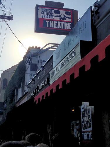 Upright Citizens Brigade Theatre