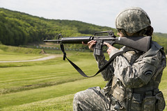 20130515-Z-AR422-167 (New York National Guard) Tags: army rifle guard competition national nationalguard shooting m16 qualification blanchette nyarng targets qualify arng campsmith bestwarrior soldieroftheyear marskmanship