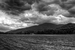 The Farm (michael.mckennedy) Tags: sky clouds vermont farm richmond hdr tonemapped