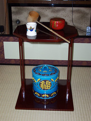 Graduation Tea Ceremony (Crowbeak.Sasquatch) Tags: club japanese equipment  teaceremony