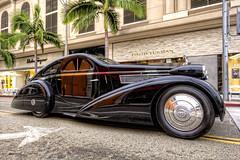 1925 Rolls-Royce Phantom I Aerodynamic Coupe (dmentd) Tags: rollsroyce phantom coupe 1925 odc aerodynamic i jonkheere phantomi