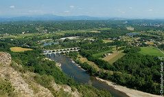 View from Sampzon 1 (Jeaunse23) Tags: france ardeche sampzon