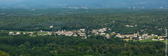 St Alban Aurilles from Sampzon (Jeaunse23) Tags: france ardeche sampzon