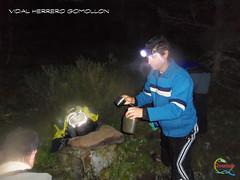 Subida Nocturna al Urbin - 2013 (Historia de Covaleda) Tags: espaa spain fiesta paisaje douro pinos soria historia pinar tradicion duero covaleda