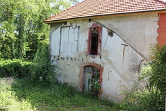 MANTHES (13) (PURN MICHEL 49) Tags: ruines friches friche lieuxoublier