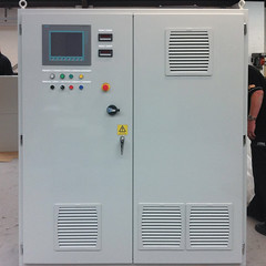 Medium scale DC Drive panel