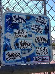 Smeer (Franny McGraff) Tags: sf graffiti bay san francisco area kym fca smeer
