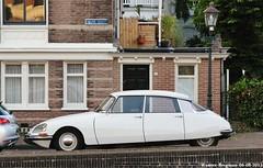 Citron ID 20 1968 (XBXG) Tags: auto old france classic haarlem netherlands car vintage french automobile id ds nederland citron voiture 1968 20 paysbas ancienne tiburn snoek citronds desse franaise strijkijzer citronid am0092
