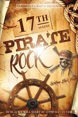 Pirate Rock (blacksunBarbosa) Tags: party music rock photoshop dj lasvegas event secondlife pirate blacksunbarbosa flashlightemotion djtronicq