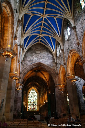 "Edinbourgh: Saint Giles' Cathedral • <a style=""font-size:0.8em;"" href=""http://www.flickr.com/photos/26679841@N00/9667563060/"" target=""_blank"">View on Flickr</a>"