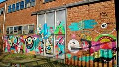 Resto, Topo, Kenor / Gentbrugge... - 24 jan 2015 (Ferdinand 'Ferre' Feys) Tags: streetart topo graffiti belgium belgique belgië urbanart graff ghent gent resto gand graffitiart arteurbano artdelarue kenor urbanarte