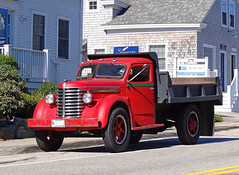 Camion Diamond T truck (Jacques Trempe 2,480K hits - Merci-Thanks) Tags: york truck maine diamond camion