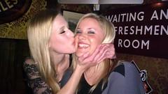 IMAG5492 (lilbuttz) Tags: june kiss kissing cellphone dora dayna 2012 taglater june2012