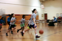 Grand Rapids Montessori Girls Basketball Game February 14, 2015 4 (stevendepolo) Tags: girls game basketball youth high union grand rapids montessori grps