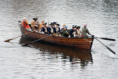 CV955 Washington Crossing the Delaware (listentoreason) Tags: usa history america canon unitedstates pennsylvania military favorites places event revolution americanrevolution reenactment militaryhistory historicalreenactment americanrevolutionarywar washingtoncrossing washingtonscrossing ef28135mmf3556isusm score30 washingtoncrossingthedelaware militarytheater washingtoncrossingpa