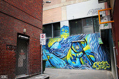 IMG_9586 (Happiness by the Kilowatts Photography) Tags: street art graffiti alley australia melbourne croft