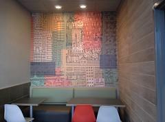 Side lobby (l_dawg2000) Tags: old germantown retail vintage restaurant closed tn tennessee fastfood mcdonalds hamburgers 70s bigmac rebuild goldenarches filetofish mcds 2014rebuild