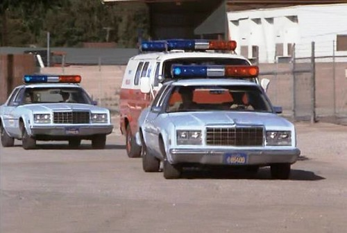 1980 Plymouth Gran Fury Police Car - Hunter - a photo on ... on