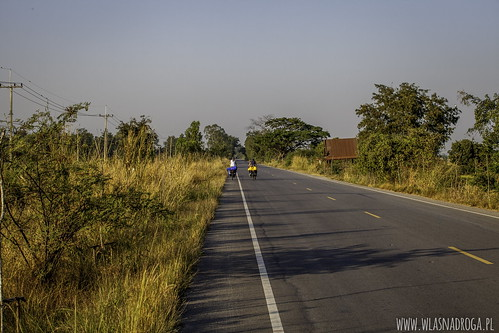 Drogi w Tajlandii