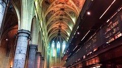 library church (rebaskadir) Tags: panorama maastricht library bookstore iphone 5s