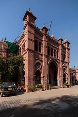 7C2B7785-2 (Liaqat Ali Vance) Tags: old pakistan architecture buildings mall photography google education university ali lower punjab ram lahore vance mela liaqat