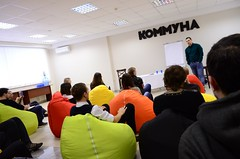 """Первый безлимитный тренинг-центр России """"Коммуна"""""""