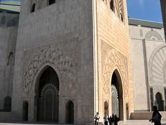 Marruecos. Casablanca. Mezquita de Hassan II (escandio) Tags: 4 mezquita casablanca 2008 marruecos marruecosssanta08