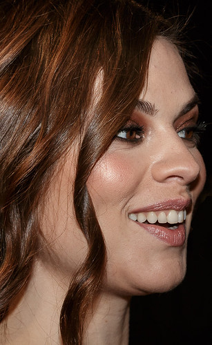 Hayley Atwell at the BAFTA 2015 Film Awards