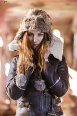 Roxana (luca Bozzolan) Tags: portrait woman girl pose glamour eyes photobylucabozzolan lucabozzolan