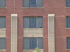 Philadelphia, PA Naval Shipyard - Building 624 (army.arch) Tags: philadelphia yard closed pennsylvania navy historic pa shipyard naval base brac historicpreservation navyyard historicdistrict nationalregisterofhistoricplaces nrhp