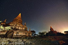 Bagan at night (mikaschick) Tags: travel trees sky moon building tree horizontal night digital buildings stars landscape asian outside outdoors temple star landscapes scenery asia southeastasia skies outdoor burma stupa buddhist religion scenic buddhism science nighttime temples vista nights moonlight astronomy myanmar mm vistas overlook burmese starry sciences afterdark overview bagan buddhists wideanglelens scenicview scenicoverlook stupas horizontals scenicviews colorimage outsides overlooks overviews colourimage landscapevista colorimages scenicoverview scenicoverlooks starries colourimages scenicoverviews landscapevistas mikaschick stupases